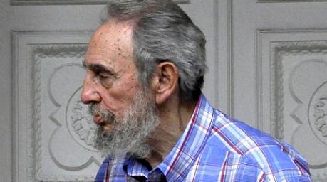 Fidel Castro, Hugo Chavez