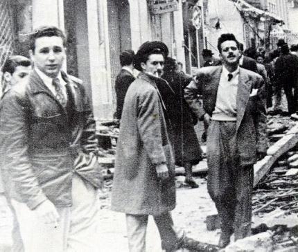 Fidel, Bogotazo