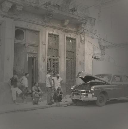 Alexei Titarenko, Untitled [Havana], 2006, Getty Museum