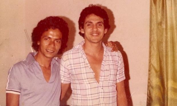 Néstor y Pedro
