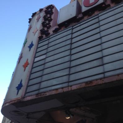 Los grandes cines de la calle Broadway