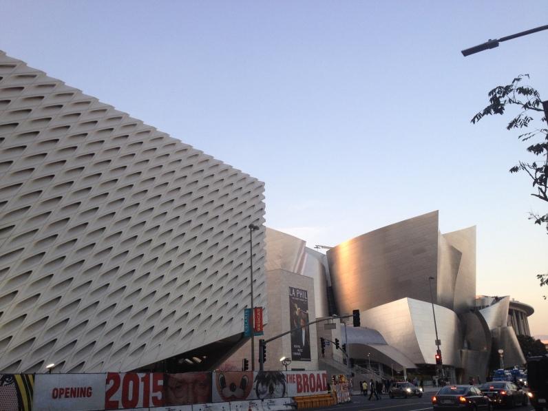 Broad Museum, abre este año