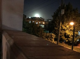 Moon over Havana