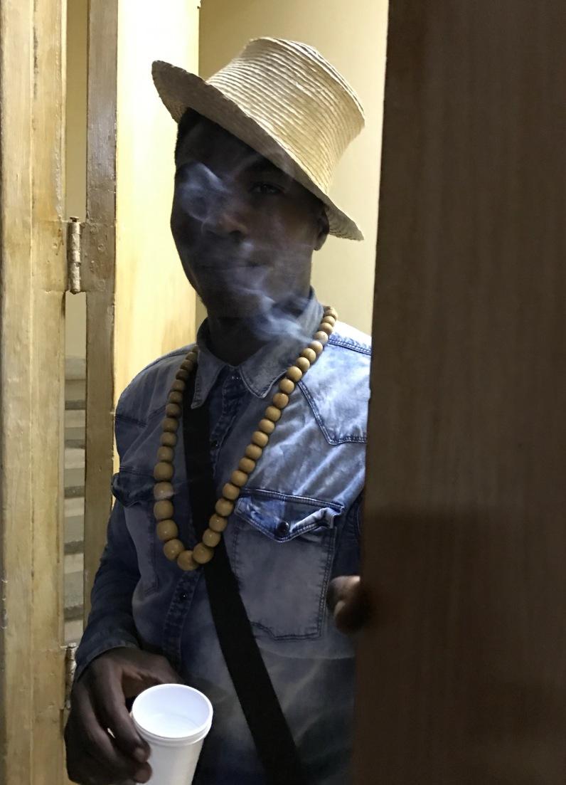 Tras bambalinas, La Habana 2017